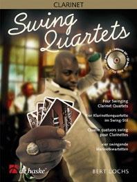 Swing Quartets: Clarinet