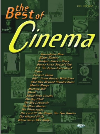 Best Of Cinema: Album: Piano Vocal Guitar