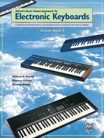 Alfred Basic Approach: Electronic Keyboard: Book3