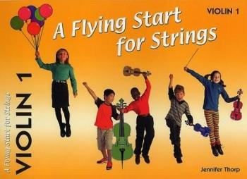 Flying Start For Strings: Violin 1