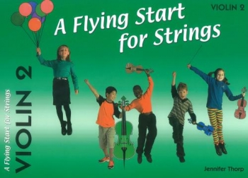 Flying Start For Strings: Violin 2