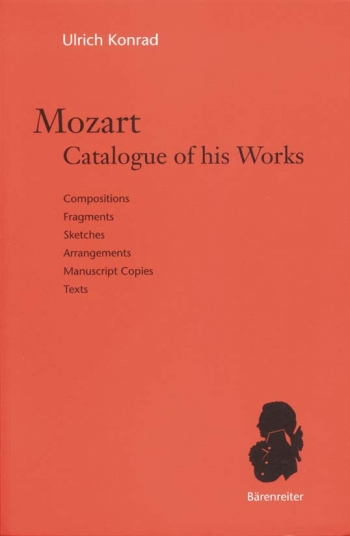 Mozart: Catalogue Of His Works