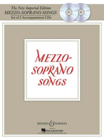 The New Imperial Edition: Mezzo-soprano Songs: 2 Accomp Cd Set