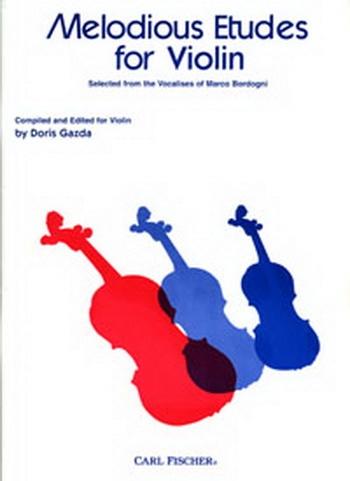 Melodius Etudes: String: Studies