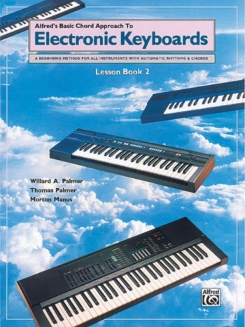 Alfred Basic Approach: Electronic Keyboard: Book2