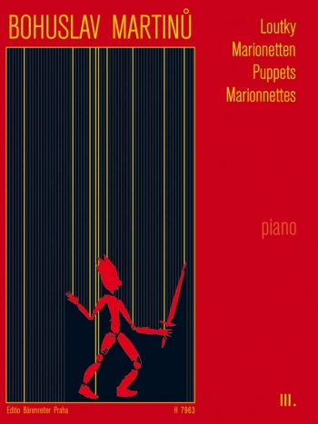 Puppets Marionnettes: Book 1: Piano (Barenreiter)