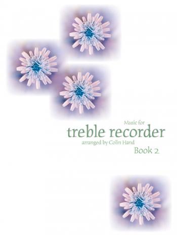 Music For Treble Recorder: Book 2: Treble Recorder and Piano