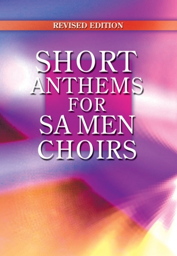 Short Anthems For SA & Men Album (revised) (Mayhew)
