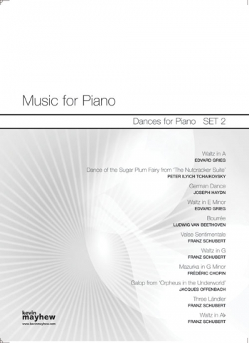 Music For Piano: Dances For Piano : Set  2