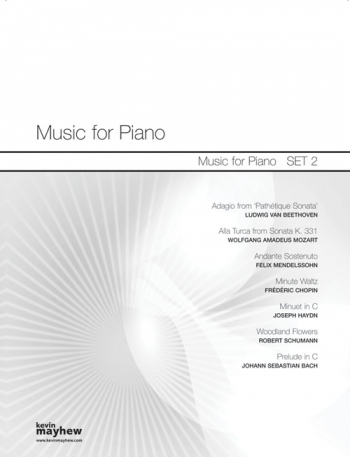 Music For Piano: Music For Piano : Set  2