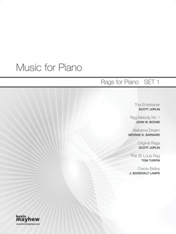 Music For Piano: Rags For Piano : Set  1