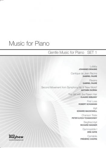Music For Piano: Gentle Music  For Piano : Set  1