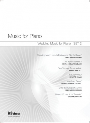 Music For Piano: Wedding Music For Piano : Set  2