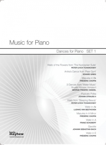 Music For Piano: Dances For Piano : Set  1