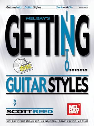 Getting Into Guitar Styles: Guitar: Bk&cd