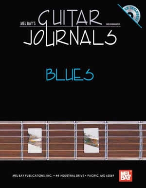 Guitar Journals: Blues: Hardcover