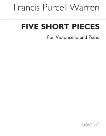 5 Short Pieces: Cello & Piano (Novello)