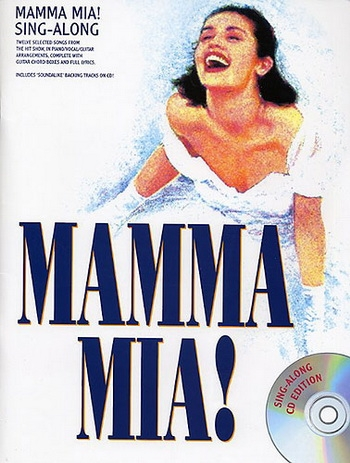 Mamma Mia: Sing Along: Piano Vocal Guitar