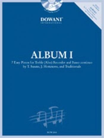 Album 7 Easy Pieces: Vol1: Treble Recorder and Piano