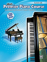 Alfred Premier Piano Course 2a: Lesson Book: Book & Cd