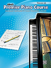 Alfred Premier Piano Course 2a: Theory Book