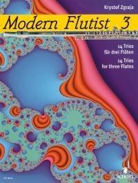 Modern Flutist: 3: Trio