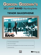 Big Phat Band: Play Along Series: Tenor Saxophone