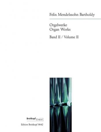 Organ Works: Vol.2 (Breitkopf)