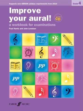 Improve Your Aural Grade 4: Book & CD  (Harris)