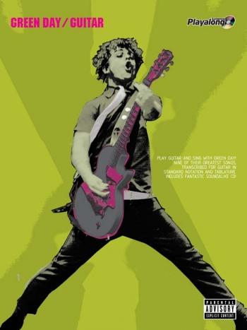 Playalong: Green Day: Guitar Tab: Book & CD