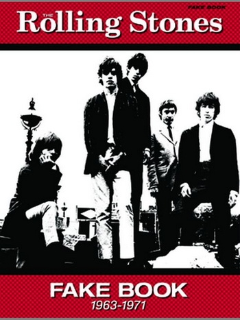 The Rolling Stones: Fake Book -1963-1971