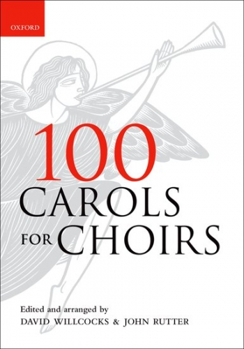 100 Carols For Choirs: Vocal: Satb: Spiral Bound (Willcocks & Rutter)