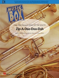 Zip-a-dee-doo-dah: Brass Quartet Opt Drum Set