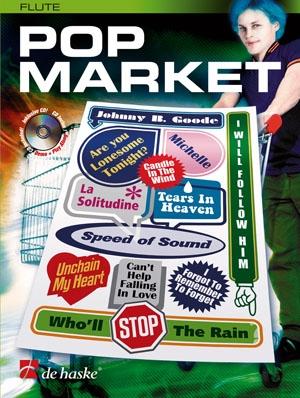 Pop Market: Flute Book & CD