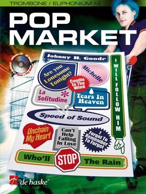 Pop Market: Trombone Or Euph: Bass Clef Or Treble Clef