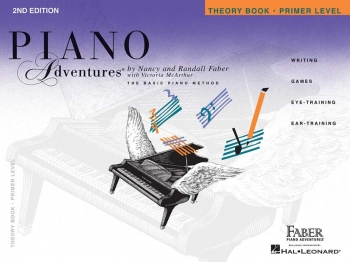 Piano Adventures: Theory Book: Primer Level