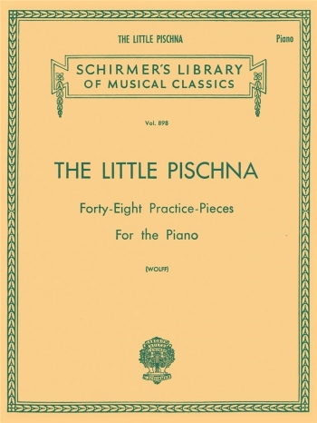 The Little Pischna: 48 Pieces For Piano