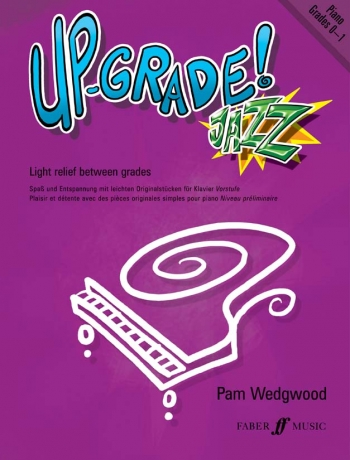 Up-Grade Jazz 0-1 - Piano (wedgwood)