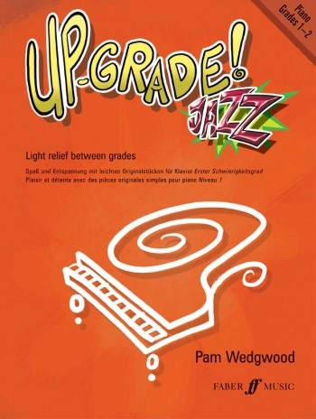 Up-grade Jazz 1-2 - Piano (wedgwood)