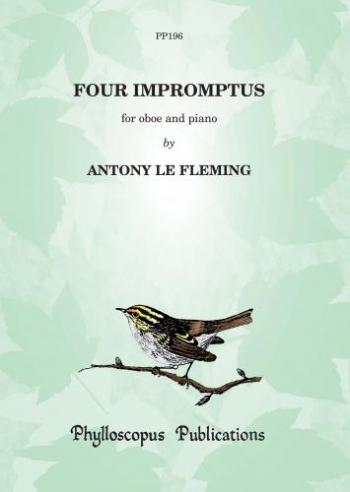 Four Impromptus: Oboe & Piano
