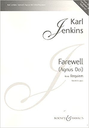 Farewell (agnus Dei) Vocal SATB & Piano (from Requiem)