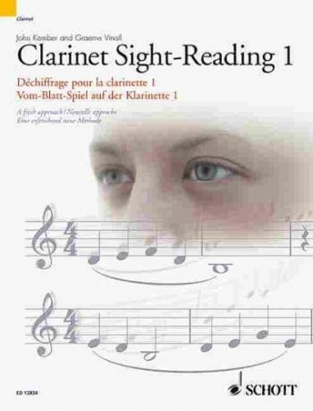 Sight-Reading: Book 1: Clarinet (Kember)
