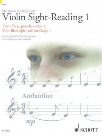 Sight-Reading: Book 1: Violin (John Kember)