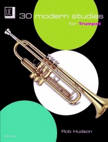 30 Modern Studies For Trumpet (Hudson)