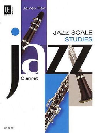 Jazz Scale Studies: Clarinet (James Rae)