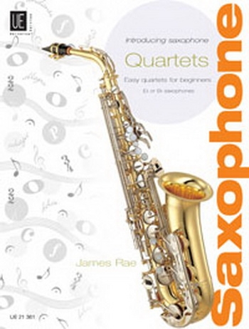 Introducing Saxophone Quartets