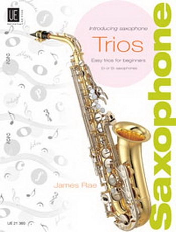 Introducing Saxophone Trios