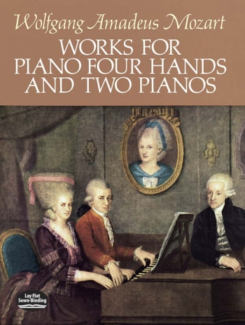 Works For Piano Two Pianos And Four Hands