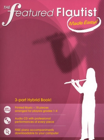 Featured Flautist: Made Easy: Book & CD