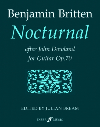 Nocturnal After John Downland: Guitar (Faber)